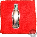 Coca-Cola Coke Bottle Wristband