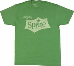 Coca-Cola Enjoy Sprite T Shirt Sheer