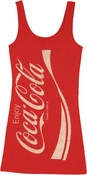 Coca-Cola Enjoy Tank Top Dress