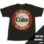 Coca-Cola Junk Food Shirts