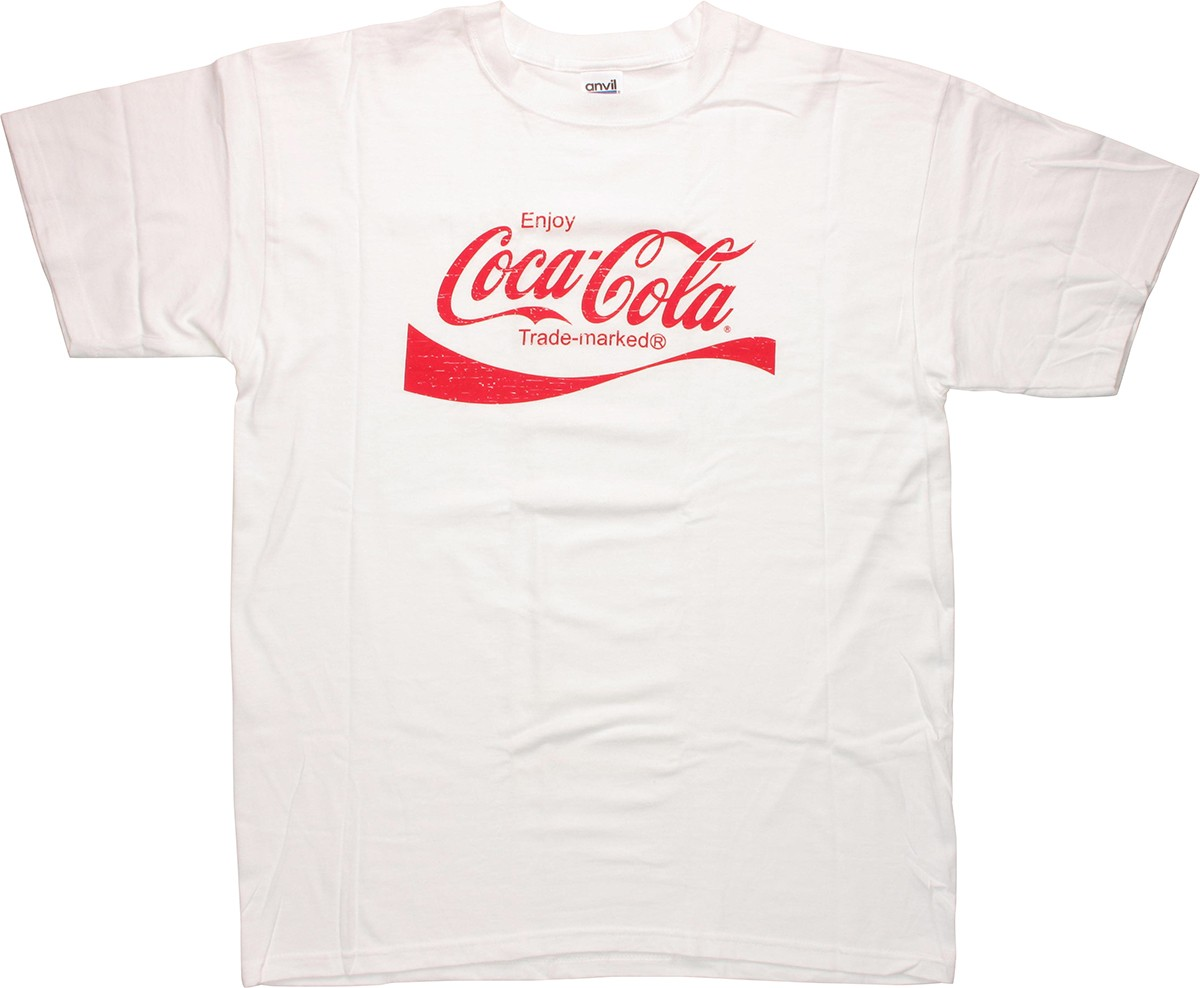 Coca cola shirt girls