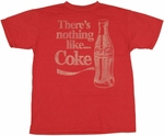 Coca-Cola Nothing Like T-Shirt Sheer