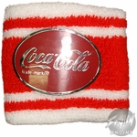Coca-Cola Oval Wristband