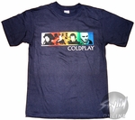 Coldplay Group T-Shirt
