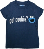Cookie Monster Got Cookie Kids T-Shirt