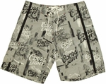 Coors Light Collage Shorts