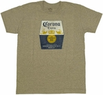 Corona Vintage Label T-Shirt