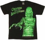 Creature from the Black Lagoon Reach T-Shirt