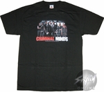 Criminal Minds Cast T-Shirt