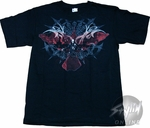 Crow Angel Wing T-Shirt