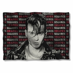 Cry Baby Drapes & Squares Pillow Case