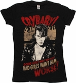 Cry Baby Worse Baby Tee