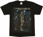Crysis 2 Blueprint T Shirt