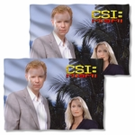 CSI: Miami Blue Sky FB Pillow Case