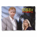 CSI: Miami Blue Sky Pillow Case