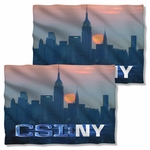 CSI: New York City Logo FB Pillow Case