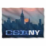 CSI: New York City Logo Pillow Case