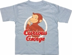 Curious George Idea Toddler T Shirt