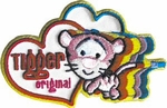 Cuties Tigger Patch