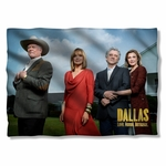 Dallas Cast Pillow Case