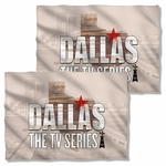 Dallas Logo FB Pillow Case