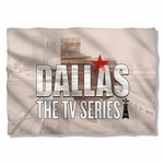 Dallas Logo Pillow Case
