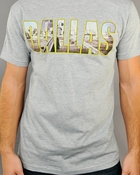 Dallas Skyline T Shirt Sheer