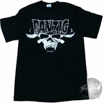 Danzig Outline Name T-Shirt