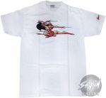 Daredevil Elektra Attack T-Shirt