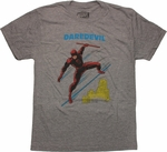 Daredevil High Wire T Shirt Sheer