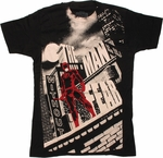 Daredevil Man Without Fear T Shirt Sheer