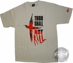 Daredevil Shall Not Kill T-Shirt