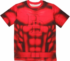 Daredevil Sublimated Costume T-Shirt Sheer Shirt of the Day