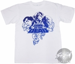 Dawn of the Dead 3 Heads T-Shirt