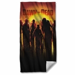 Dawn of the Dead Poster Towel