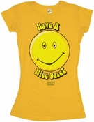 Dazed and Confused Nice Daze Baby Tee
