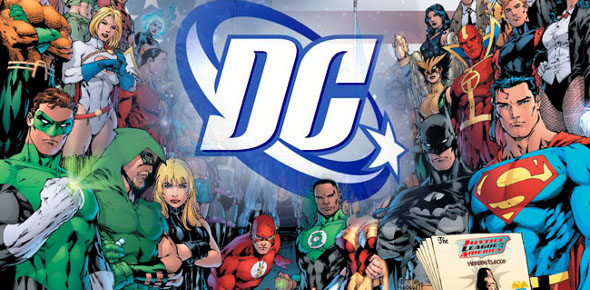 Featured DC Comics