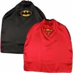 DC Comics Batman Superman Reversible Child Costume Cape