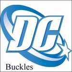 DC Comics Belt Buckles