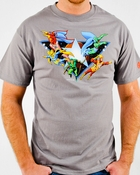 DC Comics Justice League Heroes T-Shirt