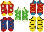 DC Comics Logo Socks