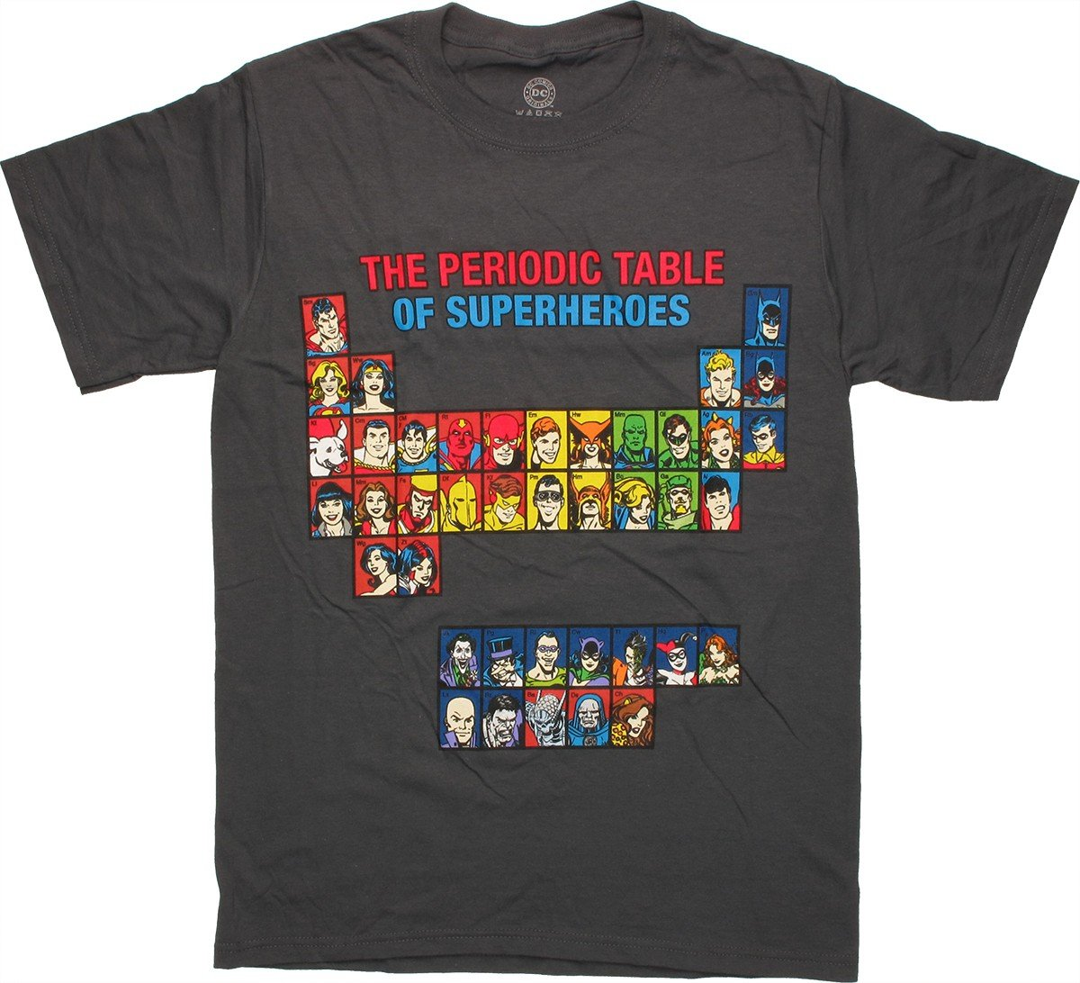 New Lego Periodic Table T Shirt