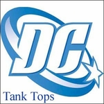 DC Comics Tank Tops