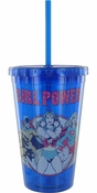 DC Comics Women Girl Power Travel Cup