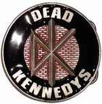 Dead Kennedys Belt Buckle