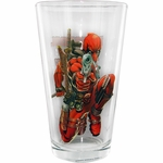 Deadpool Aim Glass