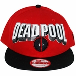 Deadpool Block Name Hat