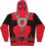 Deadpool Comic Costume Hoodie