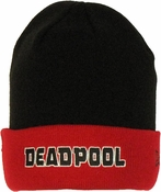 Deadpool Flip Up Beanie