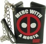Deadpool Merc Mouth Chain Wallet